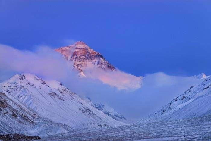 Непокоренный Эверест