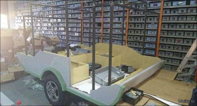 Прицеп-караван из конструктора Lego (15 фото)