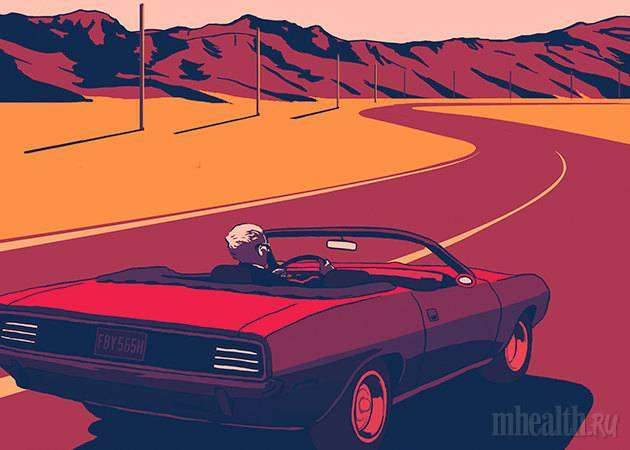Как автомобиль может помочь тебе избавиться от стресса