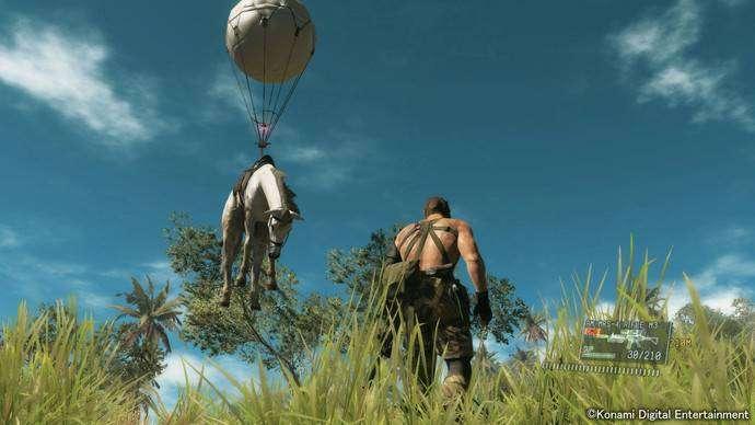 Фантомные боли и огненный кит: рецензия на Metal Gear Solid V: The Phantom Pain