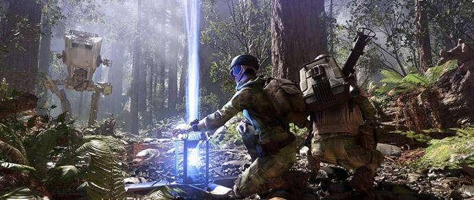 Игра Star Wars: Battlefront потребует 16 ГБ оперативной памяти