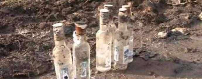 Как подфартило с водкой жителям саратовского села