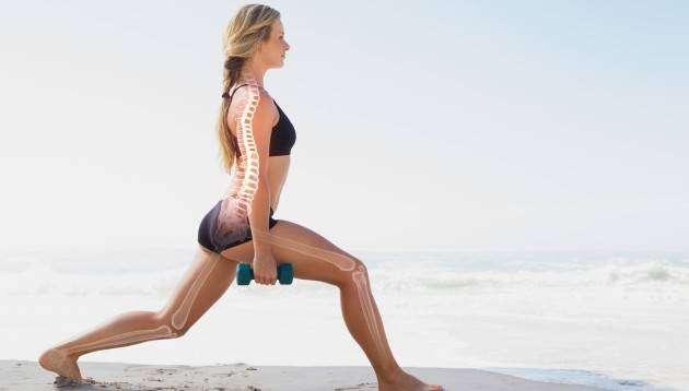 Тренировка для крепких костей