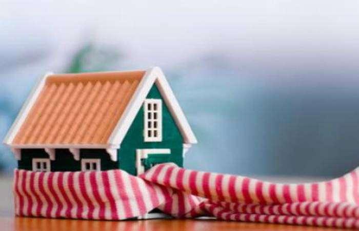 Бюджетные способы утепления жилья в холодное время года.