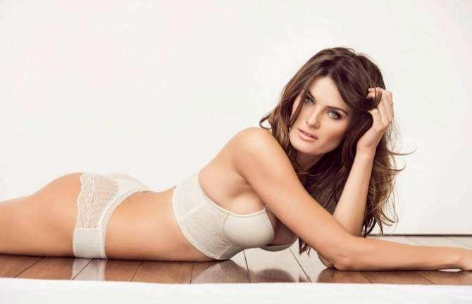 Изабели Фонтана в рекламе белья Leonisa