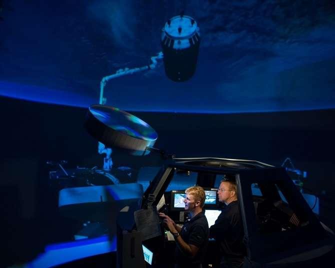 Как проходит подготовка астронавта Тимоти Пика к полёту на МКС