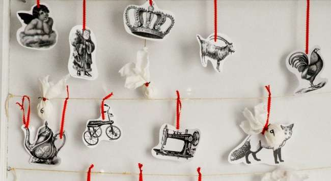 15 новогодних украшений, которые можно сделать своими руками