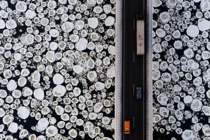 20 фотографий, которые удивили мир в этом году