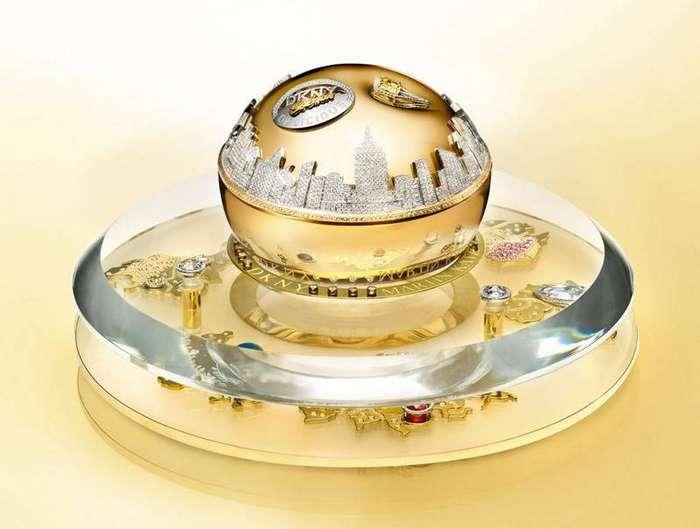 Флакончик духов DKNY Golden Delicious