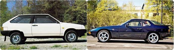 System Porsche: что немецкого было в советской «восьмерке», АВТО,ВАЗ 2108