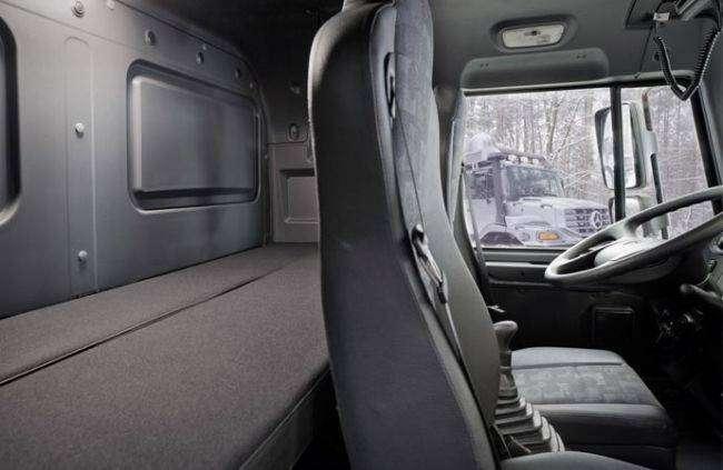 Mercedes-Benz Zetros 6×6 Expedition Vehicle