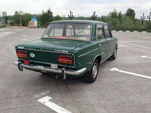 Редкая версия ВАЗ-2103 .