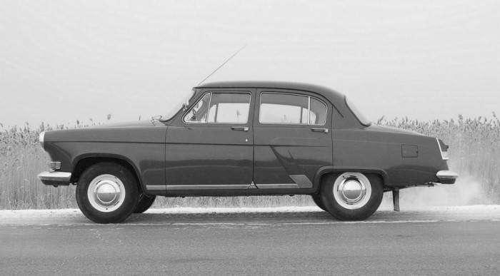 Оригинальные покрышки «Волг» советской эпохи (28 фото)