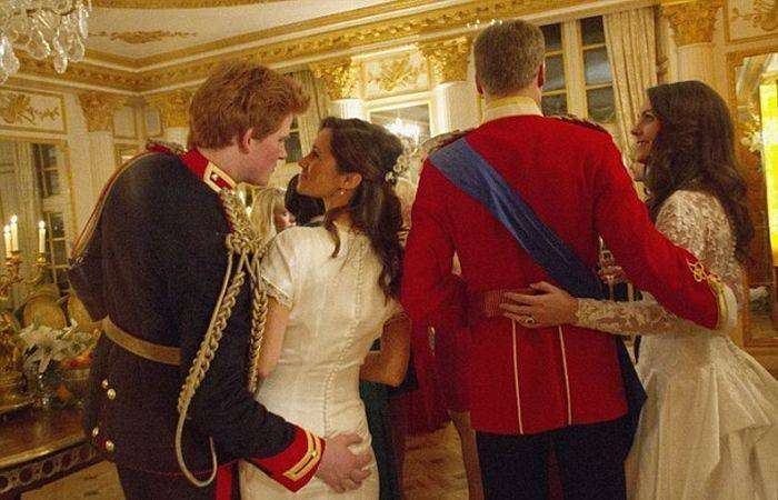 Королевская свадьба за кадром (7 Фото)