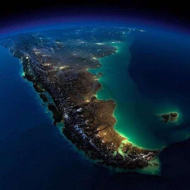 Агентство NASA представило новые невероятные фотографии Земли(10 фото)