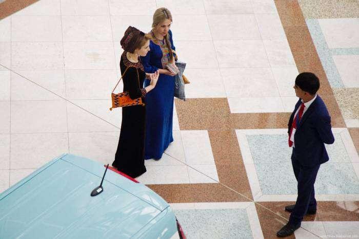 Современные мода и стиль Туркменистана (21 фото)