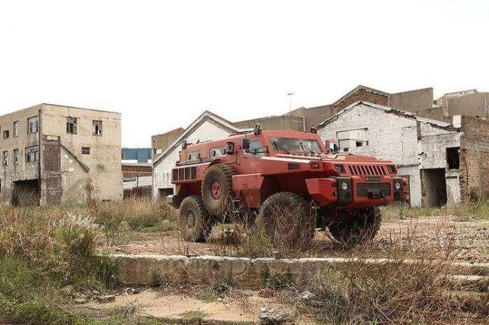Marauder - автомобиль для крутых парней (36 фото)
