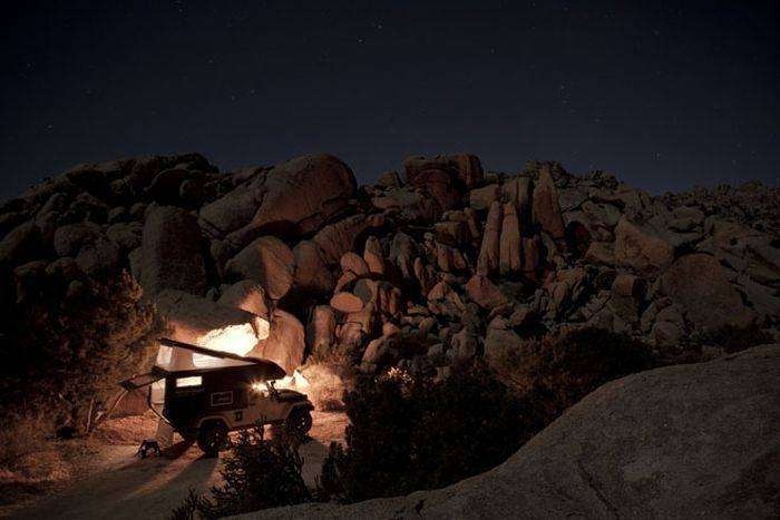 Отличный дом для автотуриста (14 фото)