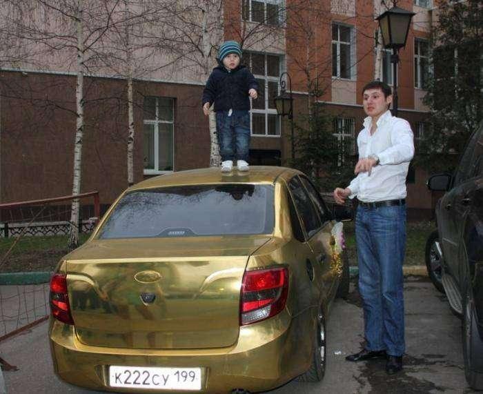 Золотая Гранта (7 фото)