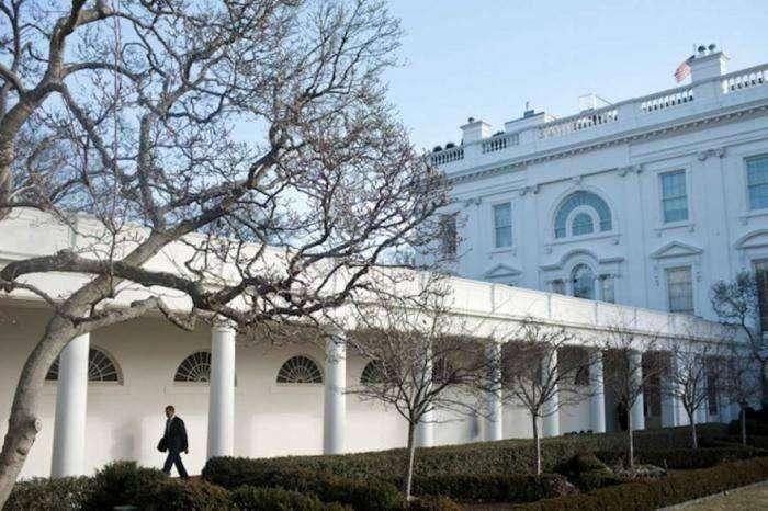 Официальная резиденция президента США (20 фото)
