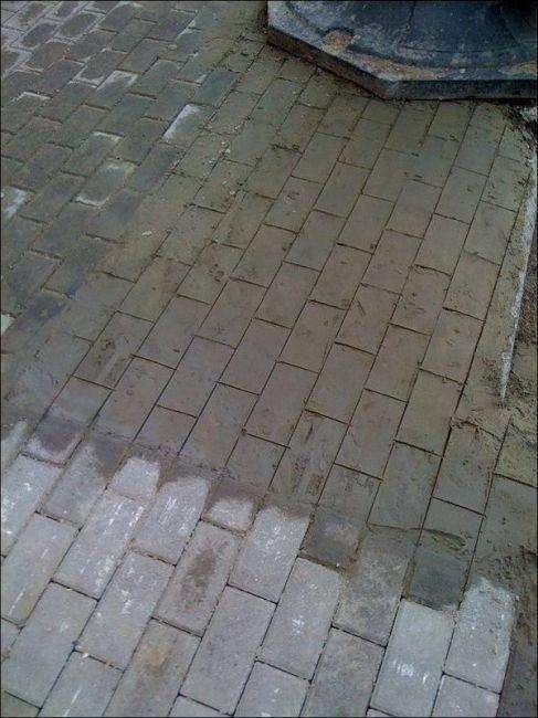 Как в Москве таджики кладут плитку...