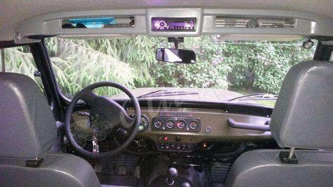 Душевный отзыв владельца УАЗ Hunter (6 фото)