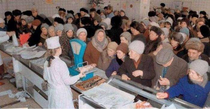 Как встречали Новый год в СССР (21 фото)