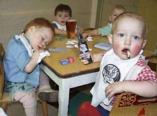 Смешные детки (59 фото)