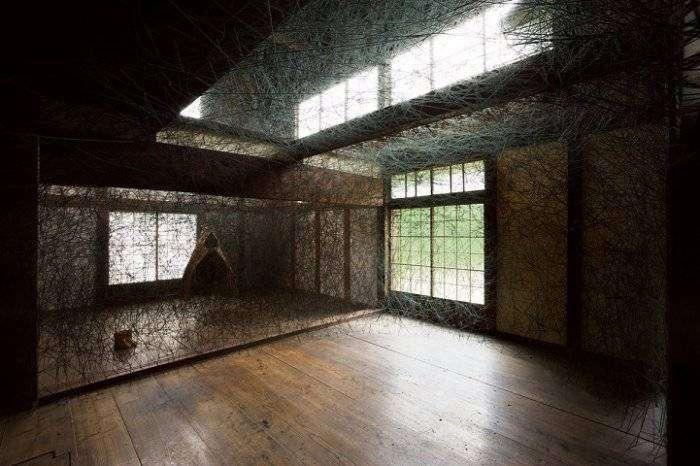 Самая большая в мире арт-инсталляция (14 фото)