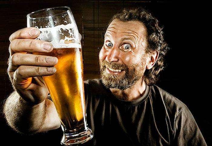 Чем может быть полезен алкоголь нашему организму (9 фото)