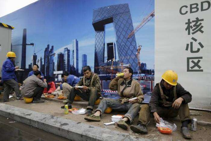 Повседневная жизнь граждан Китая (61 фото)