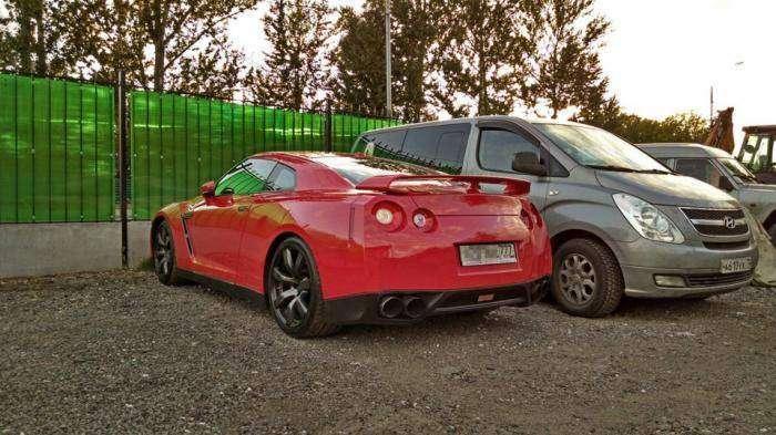 Откровение владельца Nissan GT-R (6 фото)