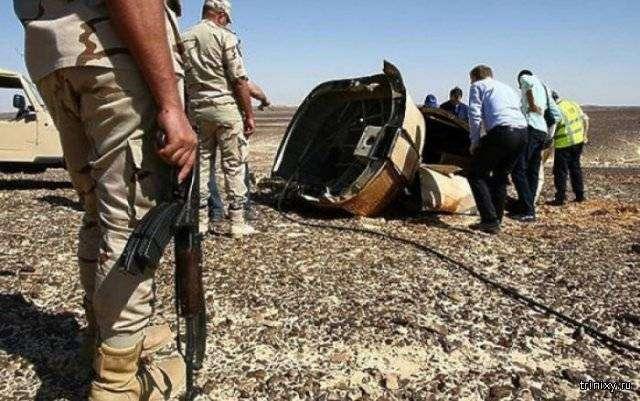 ИГИЛ опубликовал фото бомбы, которая была заложена на борту российского самолета (2 фото)