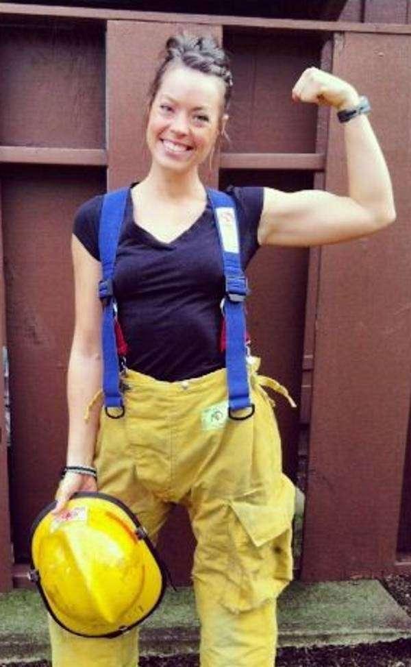 Фотографии девушек, которые освоили мужские профессии (15 фото)