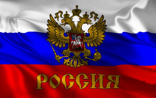 История флага России