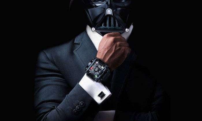 Часы Дарта Вейдера за $28500 (3 фото)