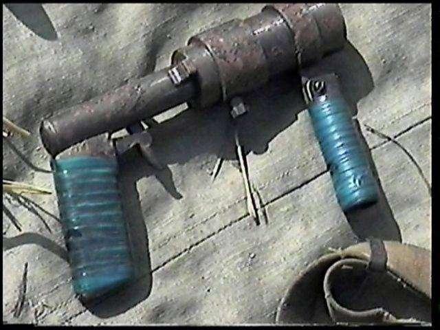Самопальные кавказские стволы (15 фото)