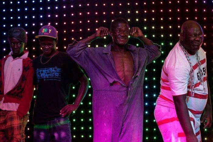 """Победитель конкурса """"Mr Ugly"""" в Зимбабве удивил всех  (5 фото)"""