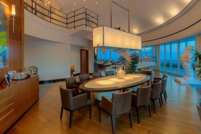 Роскошный пентхаус Pharrell's Miami за 11 миллионов долларов (16 фото)
