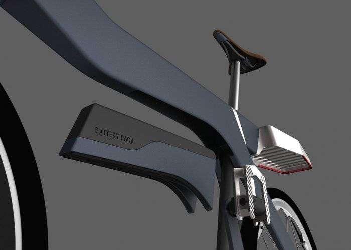 RubyBike – концепт умного велосипеда-конструктора (10 фото)