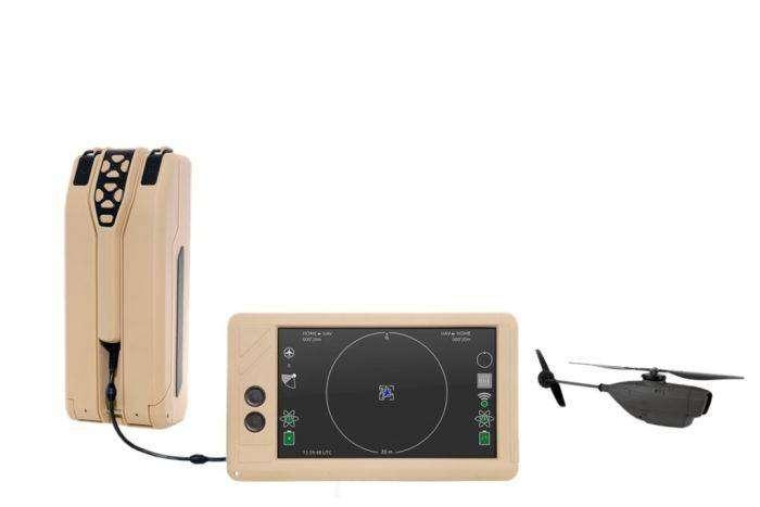 Новый  минидрон за 40 000 долларов в США (4 фото)