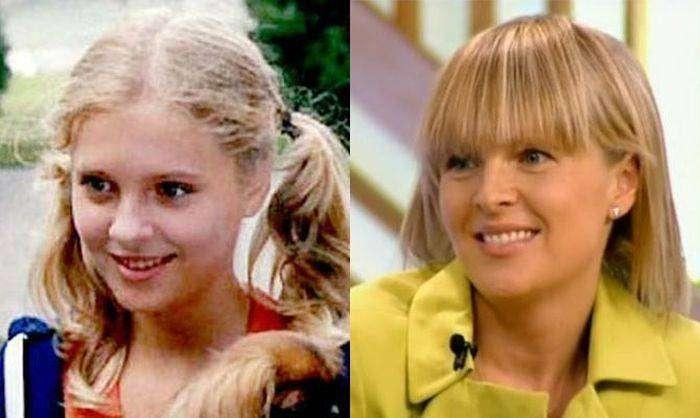 Актеры любимых фильмов для детей тогда и сейчас (10 фото)