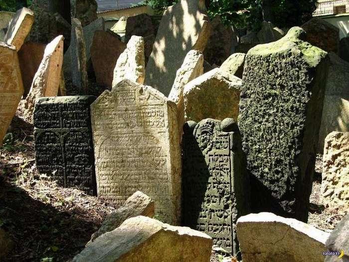 Еврейская хитрость –многослойное кладбище