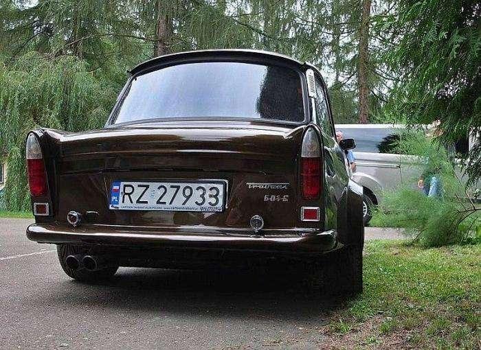 """Бешеный Trabant 4x4 мощностью 270 """"лошадей"""" (14 фото)"""