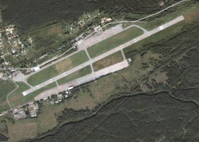 Новая жизнь аэропорта (3 фото)