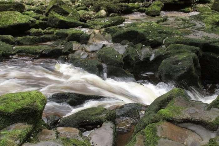 Болтон Стрид – самый опасный ручей в мире (6 фото)