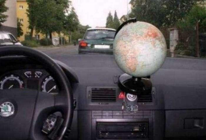 Первый 3D навигатор.