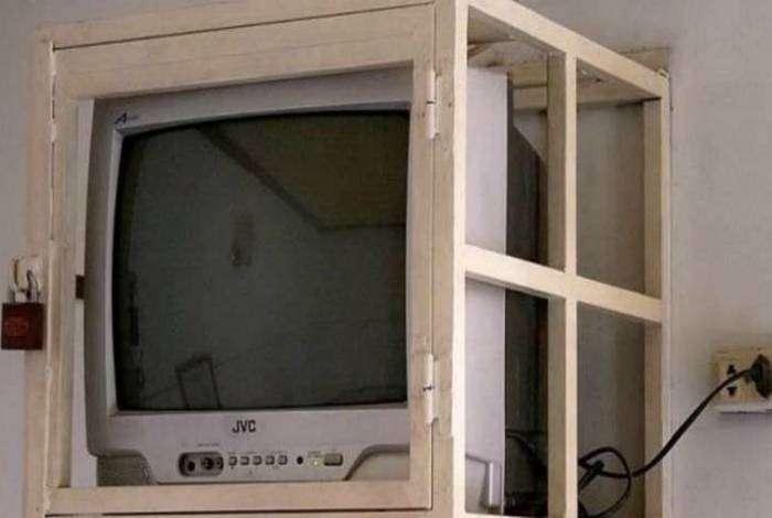 «Телевизор не выйдет. Он наказан!»