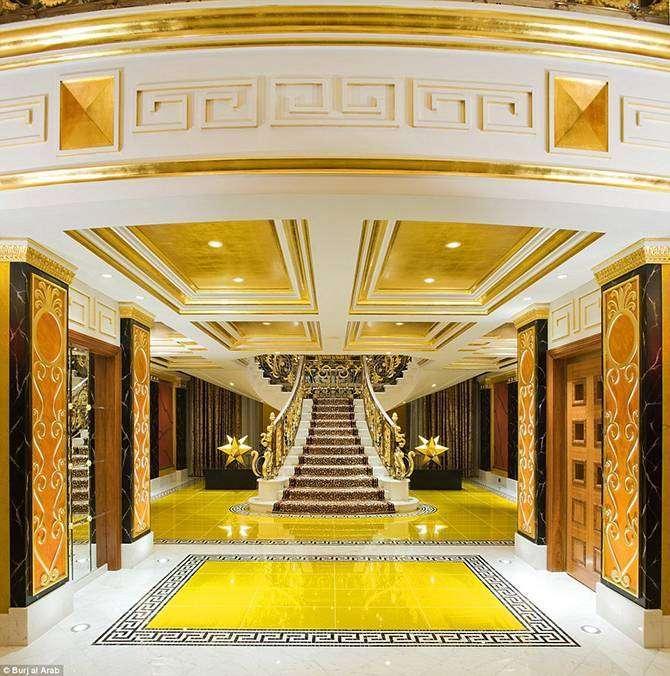 10 лучших гостиничных номеров мира