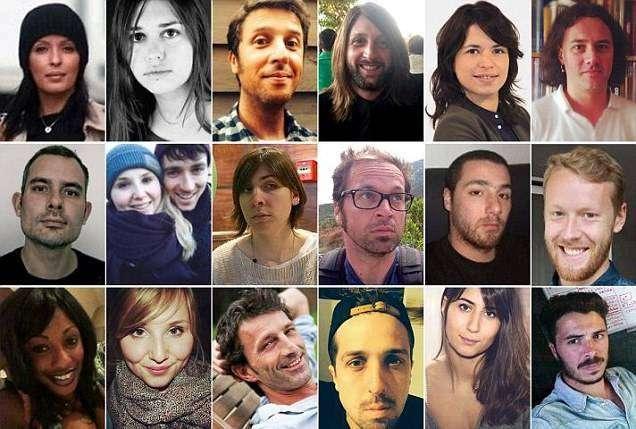 Злодеи, жертвы и герои. Парижский теракт в лицах